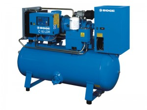 Boge -Direct gedreven compressor